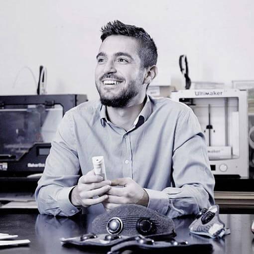 Петър Живков - създател на AirLief