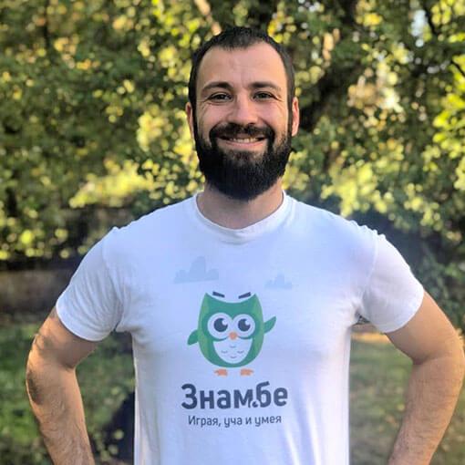 Ангел Георгиев - Свръхчовекът с Георги Ненов
