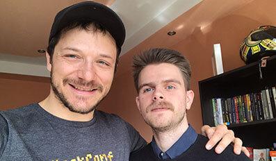 Калин Даскалов - Стопан - Свръхчовекът с Георги Ненов
