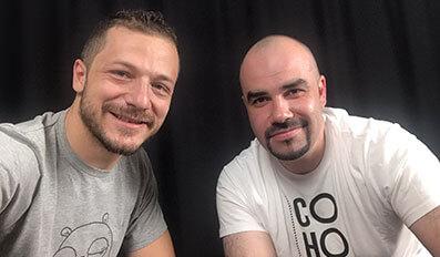 Михаил Дурчев - Свръхчовекът с Георги Ненов