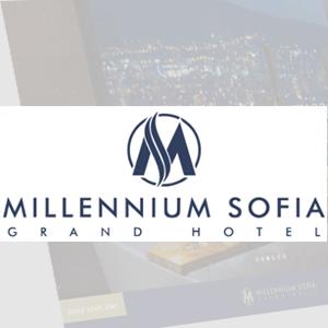 Grand Hotel Millennium Sofia - Свръхчовекът с Георги Ненов