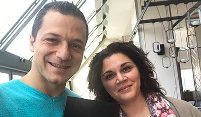 Веселина Купенова - Свръхчовекът с Георги Ненов
