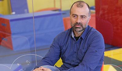 Мартин Петров - Свръхчовекът с Георги Ненов