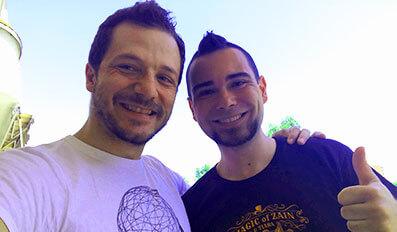 Йордан Янев - Зайн - Свръхчовекът с Георги Ненов