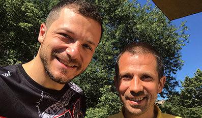 Яни Драгов - Свръхчовекът с Георги Ненов